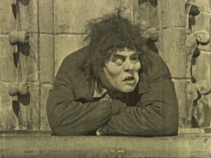 Lon Chaney Sr. as Quasimodo in Universal's 'The Hunchback of Notre Dame'