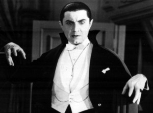 Bela Lugosi as Universal's Count Dracula