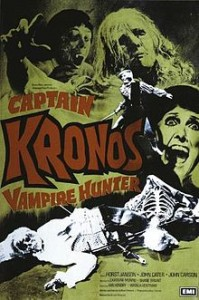 Captain Kronos, Vampire Hunter