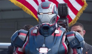 Iron Man 3 Patriot