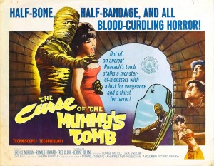 Curse of the Mummy's Tomb