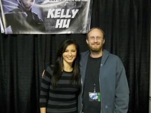 Kelly Hu & Brian Marcus