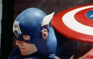 Captain America Ears