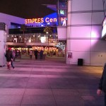Nokia Theater, Looking At Staples Center