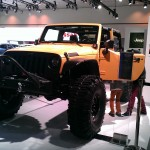 HUGE 4 door Jeep!