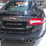 The new Jaguar XK RS.  A mean looking Jag!