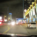 Cruising Downtown LA