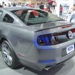 New Mustang.