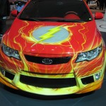 The Flash Kia.