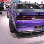 Plum Crazy Charger.