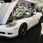 Callaway Corvette.
