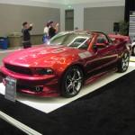 Saleen Mustang.