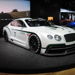 Racing Bentley.