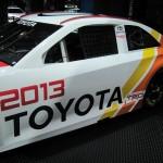 Toyota NASCAR car.