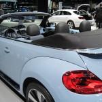 New Beetle convertible.