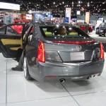 New Cadillac ATS.
