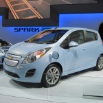 Chevy Spark plug-in vehicle.