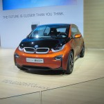 BMW I3 electric concept.