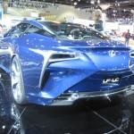 Lexus LF-LC again.
