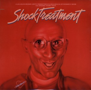 Shock Treatment Cover