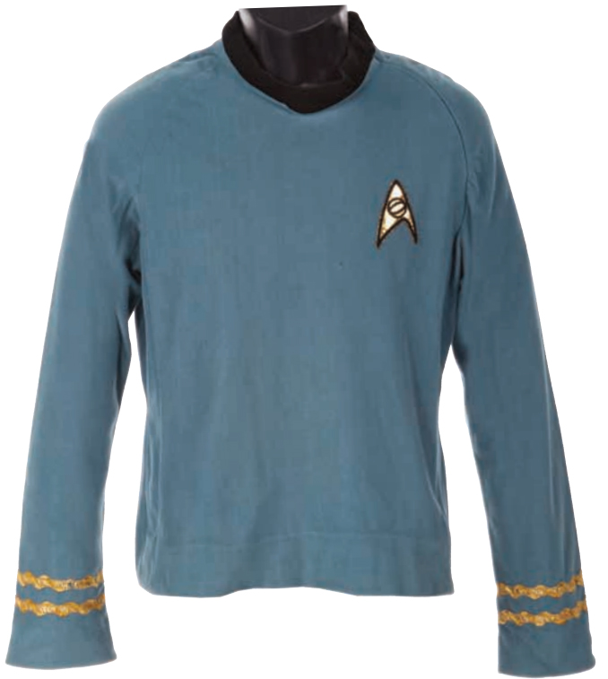 Spock's Tunic