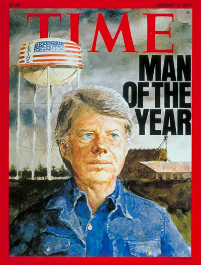 Jimmy Carter - Man Of The Year