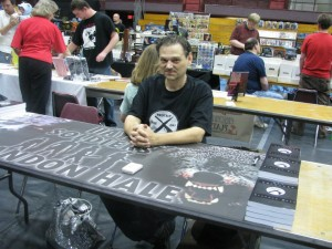 Bestselling Author Brandon Hale at RobCon