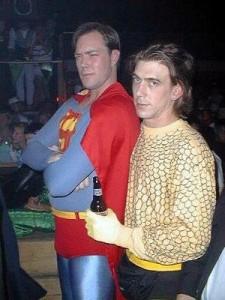 Superman & Aquaman