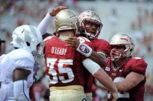 NCAA Football: Maryland at Florida State