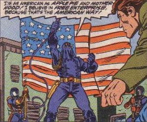 Cobra Commander American Way