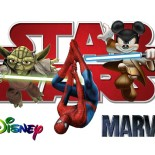 Disney/Star Wars/Marvel Banner