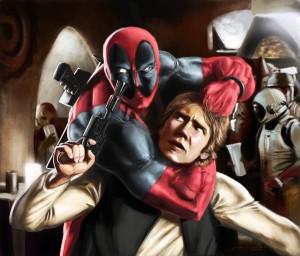 Deadpool & Han