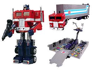 1984 Optimus Prime