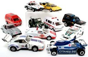1984 Autobot Cars