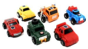 1984 Autobot Minicars